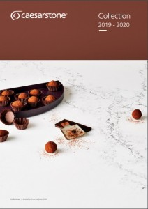 Caesarstone 19-20 Collection Brochure Cover